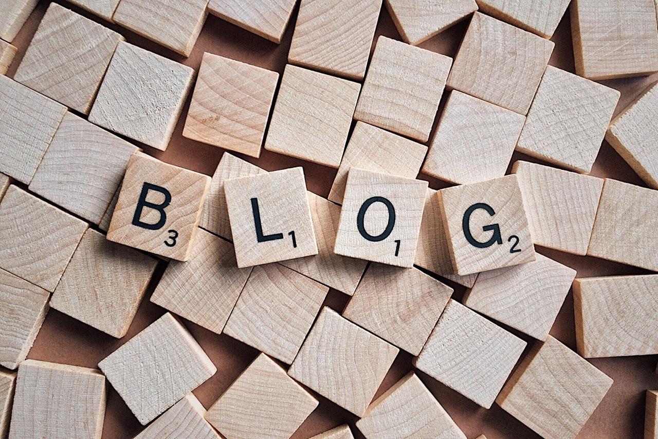 Kom igång med bloggen