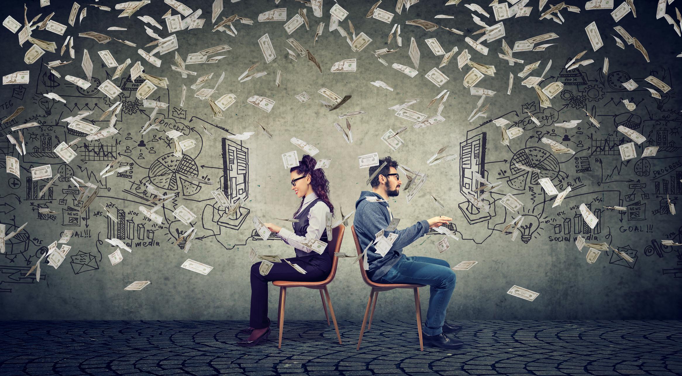 Samarbeta med företag – tjänster mot tjänster